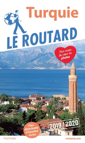 Guide du Routard Turquie 2019/20 - 9782017077923 - 9,99 €