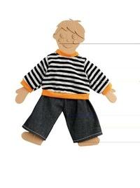 Collectif - Habits de poupées - Ensemble pantalon GM.