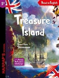 Collectif - Harrap's Treasure Island.
