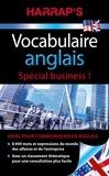 Collectif - Harrap's Vocabulaire anglais business.