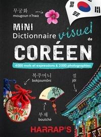 Collectif - Harraps Dictionnaire visuel de coréen.