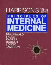 Lesmouchescestlouche.fr Harrison's principles of internal medicine. 15th edition Image
