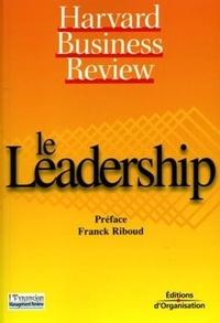 Collectif Harvard Business Sch - Le leadership.