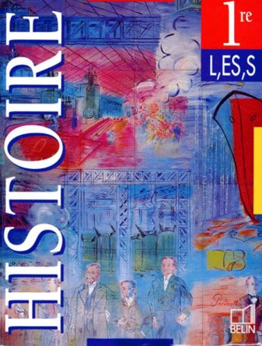 Collectif - Histoire, 1re L-ES-S.