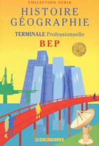 Collectif - Histoire géographie, BEP, terminale professionnelle.