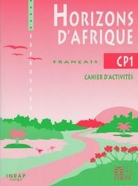 Collectif - Horizons d'Afrique CP1 / Livret d'activités (Congo).