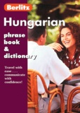 Collectif - Hungarian. - Phrase book & dictionary.