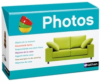 Histoiresdenlire.be Imagier photos - Les Objets de la maison Image