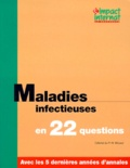 Collectif - Impact internat - Maladies infectieuses.