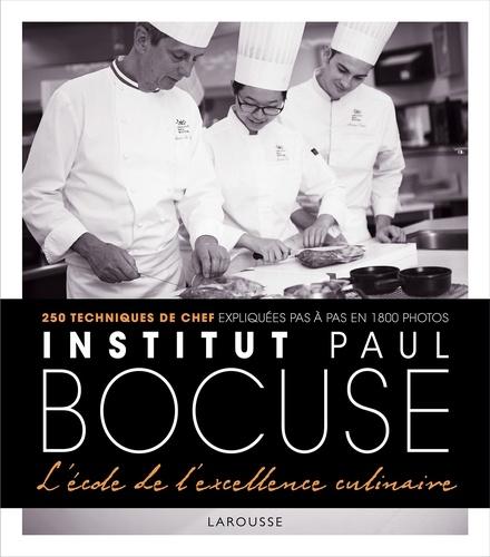 Institut Bocuse - 9782035930125 - 48,99 €