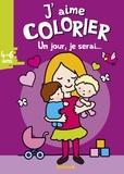 Collectif - J'aime colorier (4-6 ans).