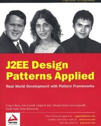 Feriasdhiver.fr J2EE Design Patterns Applied. Real world development with pattern frameworks Image