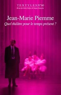 Collectif et Pierre Piret - Jean-Marie Piemme.