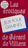 Collectif - Jeux pour gamines.