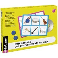 Collectif - Jeux sonores des instruments de musique.