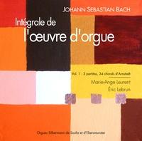 Collectif - Johann Sabastian Bach - Intégrale de l'oeuvre d'orgue.