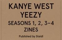 Galabria.be Kanye West Yeezy - Seasons 1, 2, 3-4 zines Image
