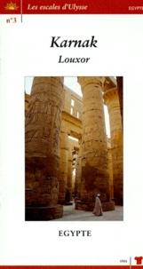 Collectif - Karnak, Louxor, Égypte.