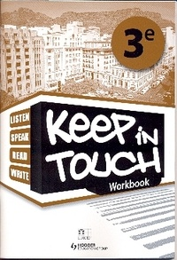 Collectif - Keep in touch 3e workbook.
