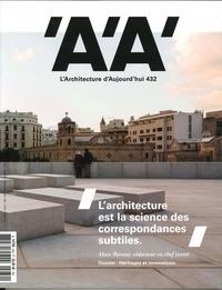 Collectif - L'Architecture d'aujourd'hui n° 432 - septembre 2019.