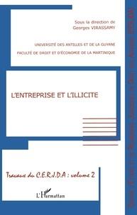 Deedr.fr L'entreprise et l'illicite - Colloque des 29 et 30 novembre 2001 Image
