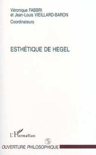 Collectif et Jean-Louis Vieillard-Baron - L'esthétique de Hegel.