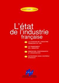 LETAT DE LINDUSTRIE FRANCAISE. Rapport 1999.pdf