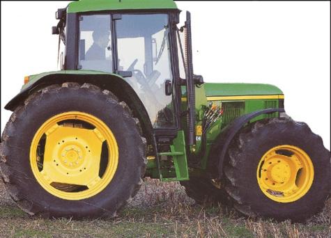 Collectif - La journée du tracteur.