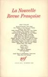 Collectif - La Nouvelle Revue Française N°222 juin 1971 : Jean Follain.