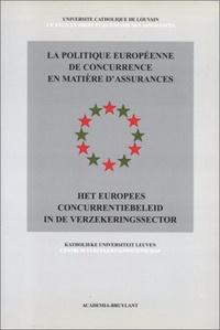 La politique européenne de concurrence en matière dassurances.pdf