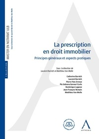 La prescription en droit immobilier - Principes généraux et aspects pratiques.pdf