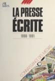 Collectif - La Presse écrite - 1990-1991.
