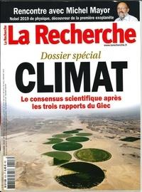Histoiresdenlire.be La Recherche N°553 Climat - novembre 2019 Image