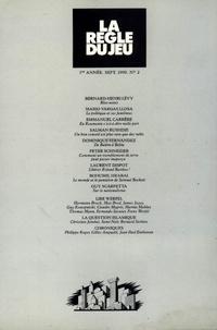 Collectif - La règle du jeu n°02.