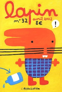 Histoiresdenlire.be Lapin N° 32 Avril 2002 Image
