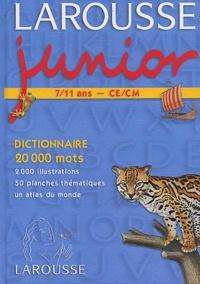 Accentsonline.fr Larousse junior 7/11 ans CE/CM Image