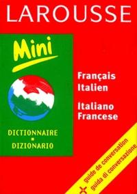 Rhonealpesinfo.fr Larousse Mini Dictionnaire français-italien, italien-français Image
