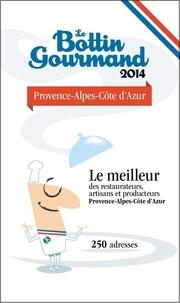 Collectif - Le Bottin Gourmand PACA 2014.