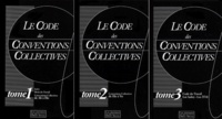 Collectif - Le code des conventions collectives.