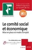 Collectif - Le comité social et économique.