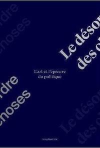Téléchargez des livres en ligne pour ipad Le désordre des choses in French RTF PDF 9782980905292