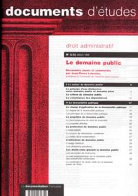 Collectif - Le domaine publi.