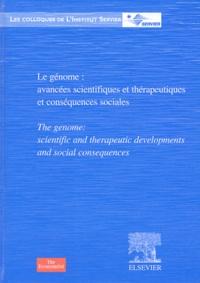 Le génome : avancées scientifiques et thérapeutiques et conséquences sociales : The genome: scientific and therapeutic developments and social consequences.pdf