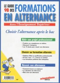 LE GUIDE 1998 DES FORMATIONS EN ALTERNANCE. Dans lenseignement supérieur.pdf