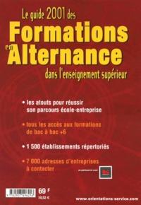 Checkpointfrance.fr Le guide 2001 des formations en alternance dans l'enseignement supérieur Image