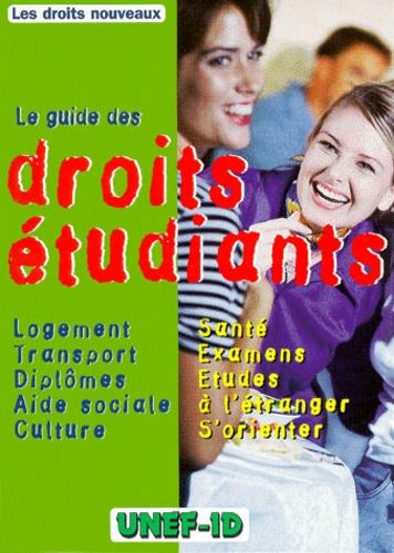 Collectif - Le guide des droits étudiants.