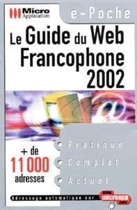 Histoiresdenlire.be Le guide du Web francophone 2002 Image