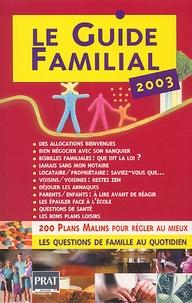 Deedr.fr Le guide familial 2003 Image