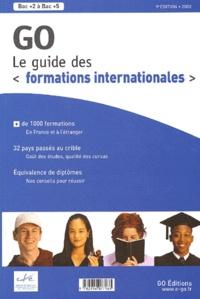 Histoiresdenlire.be Le guide GO des formations internationales. 9ème édition Image