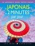 Collectif - Le japonais en 2 minutes par jour.